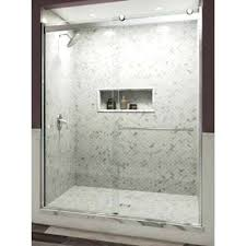 sliding frameless shower door roll ch chrome high x wide double sliding frameless sliding shower door