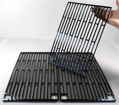 Porcelain Coated Oven Racks Brinkmann Grill Parts 100100100 X 100100100 Two Piece Matte Finish 12