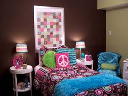 small room ideas for girls with cute color tween bedroom ideas