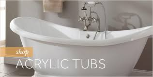 for a full list of tub styles and customizable features see our freestanding tub ing guide