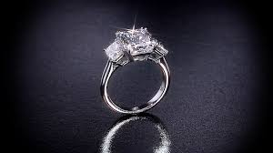 the jewelry doctor vienna va 3 stone diamond ring