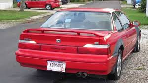 1991 Honda prelude Si FWS - for sale ( Ohio ) - YouTube
