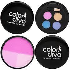 color diva eye face makeup bo c 535 makeup kit no s pack of 2 color diva eye face makeup bo c 535 makeup kit no s pack of 2 at best s