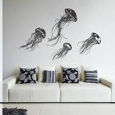 Small Picture Jellyfish Wall Sticker Set Wall sticker Walls and Room