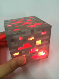 Minecraft Led Light Us 25 08 15 Off Minecraft Led Creeper Red Stone Lamp Lights Toy Model In Action Toy Figures From Toys Hobbies On Aliexpress Com Alibaba Group