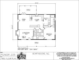 Hickory Ridge  Hearthstone Homes  Southern Living House PlansHearthstone Homes Floor Plans