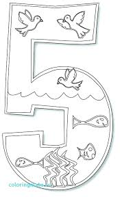 Day 6 Creation Coloring Page Pages Free For Kids Disney Dpalaw
