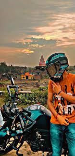 Biker style, iPhone, sky, famous, ktm ...
