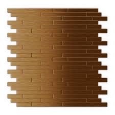 inoxia sdtiles wally 11 88 in x 12 in self adhesive decorative wall tile