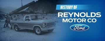 history of reynolds motor co