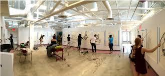 Art studio lighting Design Inspiration We Heart It New Art Studios Open In Renovated Epstein Building