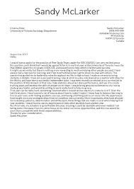 Customer Service Team Leader Cover Letter Cover Letter Examples By Real People Study Team Leader