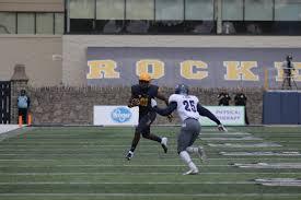 Jamal Turner Football University Of Toledo Athletics