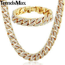 <b>hip hop gold</b> chain products for sale   eBay