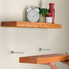 Easy To Install Floating Shelves How to Install Heavy Duty Floating Shelves for the Kitchen 20