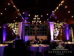diy wedding reception lighting. floral vine texture lighting gobo example mount ida farm diy wedding reception