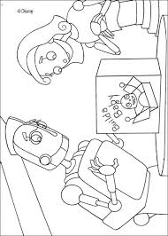 Small Picture Rodney the Robot coloring pages 7 Movies online coloring sheets