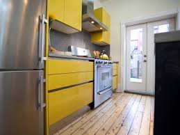 Yellow Kitchen Countertops Yellow Kitchen Cabinets Pictures Ideas Tips From Hgtv Hgtv