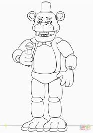 Hello Neighbor Coloring Pages Astonishing Image Five Nights At