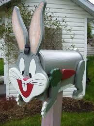 Decorative Mail Boxes Rabbit Decorative Mailboxes STEVEB Interior Fascinating 74