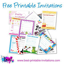 Free Printable Invitations Free Printable Invitations Infinity Houses