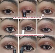 copper gold eye makeup tutorial i know you people must be fed up of my brown eye makeup but i find this the most easy look to work with and has never faile