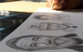 Shading Techniques Selecting Paper For Graphite