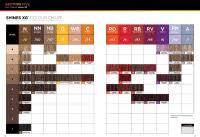 Paul Mitchell Demi Color Chart Paul Mitchell Pm Shines