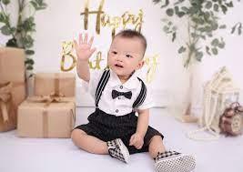 Bé trai từ 1 tuổi - Ảnh Viện Bé Yêu