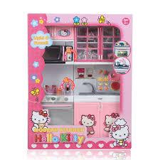 Đồ chơi tủ bếp in hình chú mèo Hello Kitty - Kidsplaza.vn
