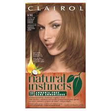 Natural Instincts Creme Color Chart Clairol Natural Instincts Non Permanent Hair Color 6 5g