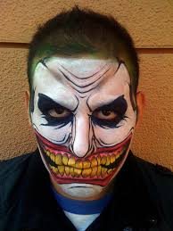 Scary Pumpkin Painting 20 Cool And Scary Halloween Face Painting Ideas Entertainmentmesh