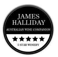 Znalezione obrazy dla zapytania James Halliday's Wine Companion 2019 logo