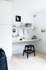 Black Diy Bekvam Step Stool For Desk Chairs