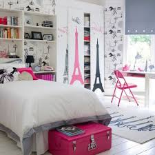 bedroom for teenage girls themes. Plain Bedroom Finest Teen Bedroom Themes With Fantastic Paris Theme Ideas For Teenage  Girls Single Bed E