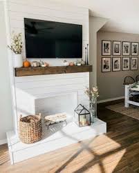Fireplace Design Faux Fireplace Ideas For An Extra Cozy Home