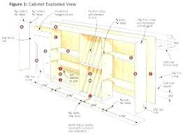 kitchen cabinet plans. Kitchen Cabinet Plans Cut List Excel Cabinets Design Software