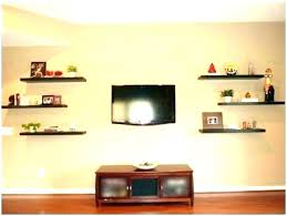 Floating Shelves To Hold Cable Box Mesmerizing Wall Shelf For Cable Box Floating Shelves For Cable Boxes Floating