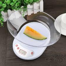 Электронные кухонные <b>весы</b> Feilite KE-1 (Max 5kg) Голубой ...