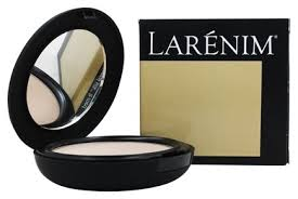 larenim mineral make up mineral silk pressed powder lt med 0 3 oz