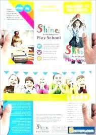 School Brochure Template Free School Brochure Template Free