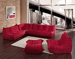 SCULPTURAL WAVERUNNER floor level sofa MODULES