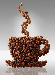 coffee beans cup. Brilliant Beans Coffee Bean Cup Glue To A Sheet Of Paper And Frame On Beans Cup T