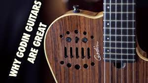 Why Godin Guitars are Great - YouTube
