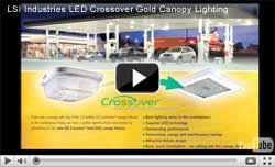 lsi crossover canopy lighting. lsi crus sc led flat lens exterior canopy lsi crossover lighting u