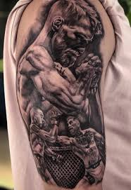 Tattoo Uploaded By Alvin Chen Conor Mcgregor Curfewtattoo Sketch
