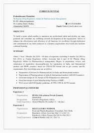 Resume Sample For B Graduates Indian Resume Format For Freshers