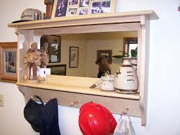 Coat Rack With Mirror And Shelf Shelf Coat Rack Mirror combo by jm100 LumberJocks 43