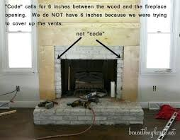 how to cover fireplace opening how to build a fireplace surround beneath my heart ideas cover how to cover fireplace