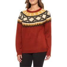 Artisan Ny Size Chart Artisan Ny Fair Isle Sweater For Women Save 37